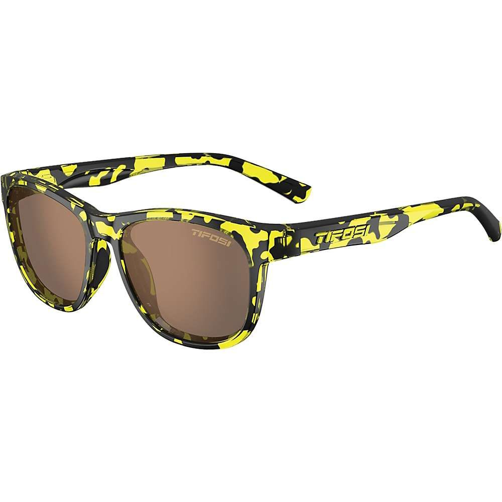 ティフォージ Tifosi Optics メンズ メガネ・サングラス 【tifosi swank polarized sunglasses】Yellow Confetti