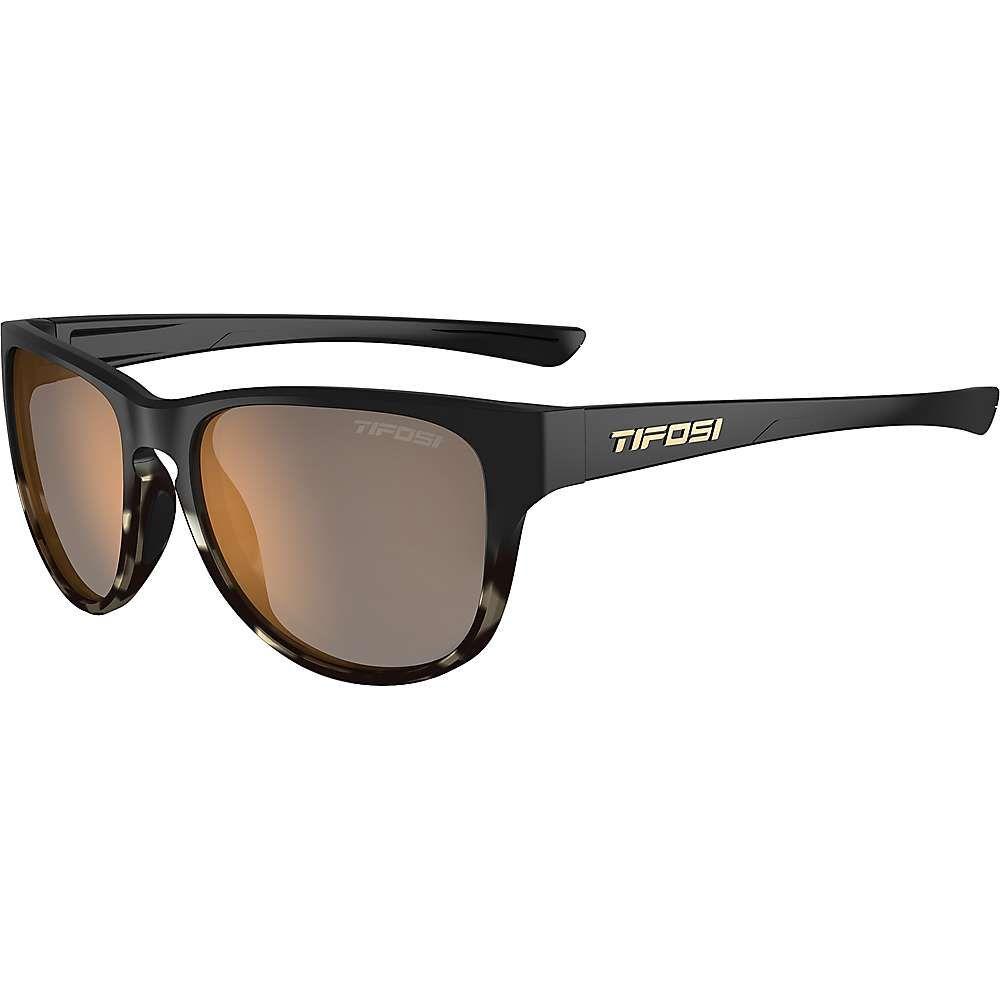 ティフォージ Tifosi Optics メンズ メガネ・サングラス 【tifosi smoove polarized sunglasses】Satin Black Java Fade