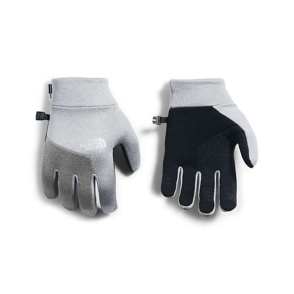 ザ ノースフェイス The North Face メンズ 手袋・グローブ 【etip hardface glove】TNF Light Grey Heather