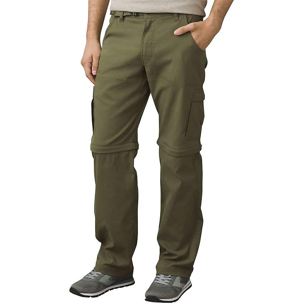 プラーナ Prana メンズ ボトムス・パンツ 【stretch zion convertible pant】Cargo Green