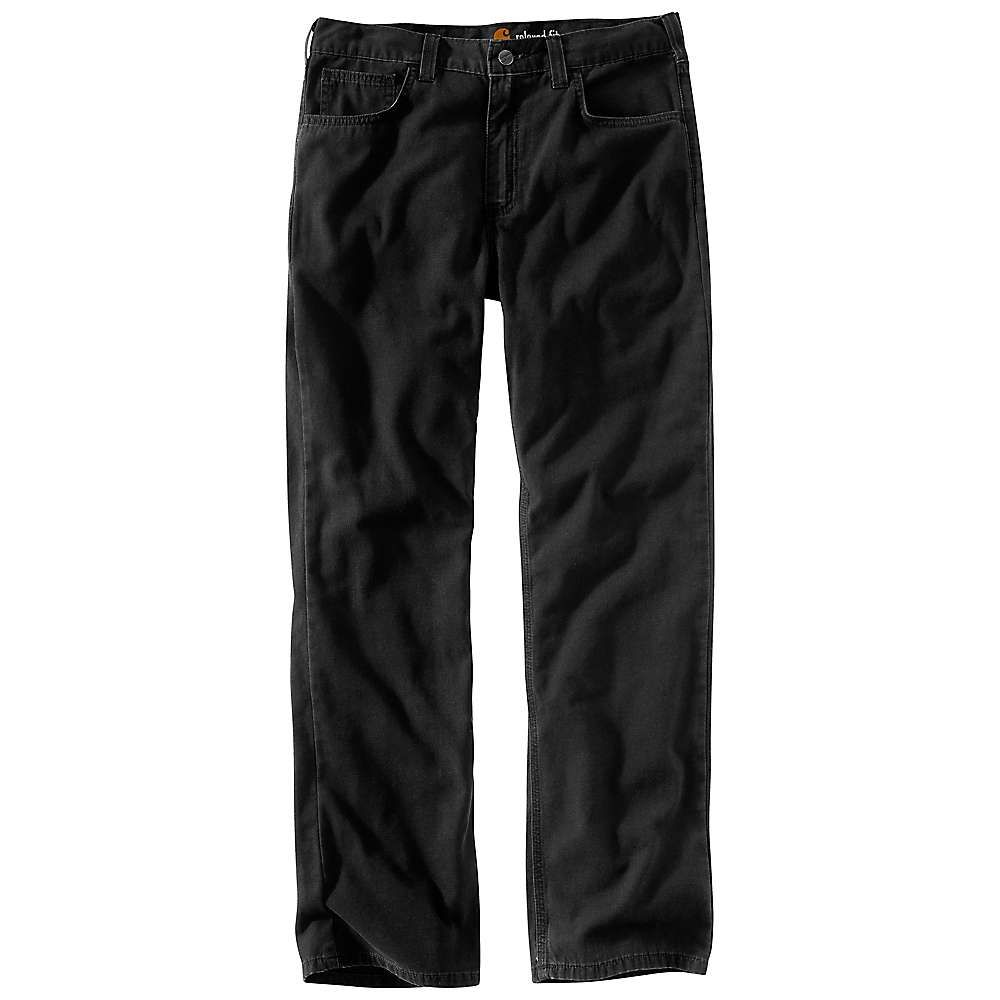 カーハート Carhartt メンズ ボトムス・パンツ 【rugged flex rigby five-pocket pant】Black
