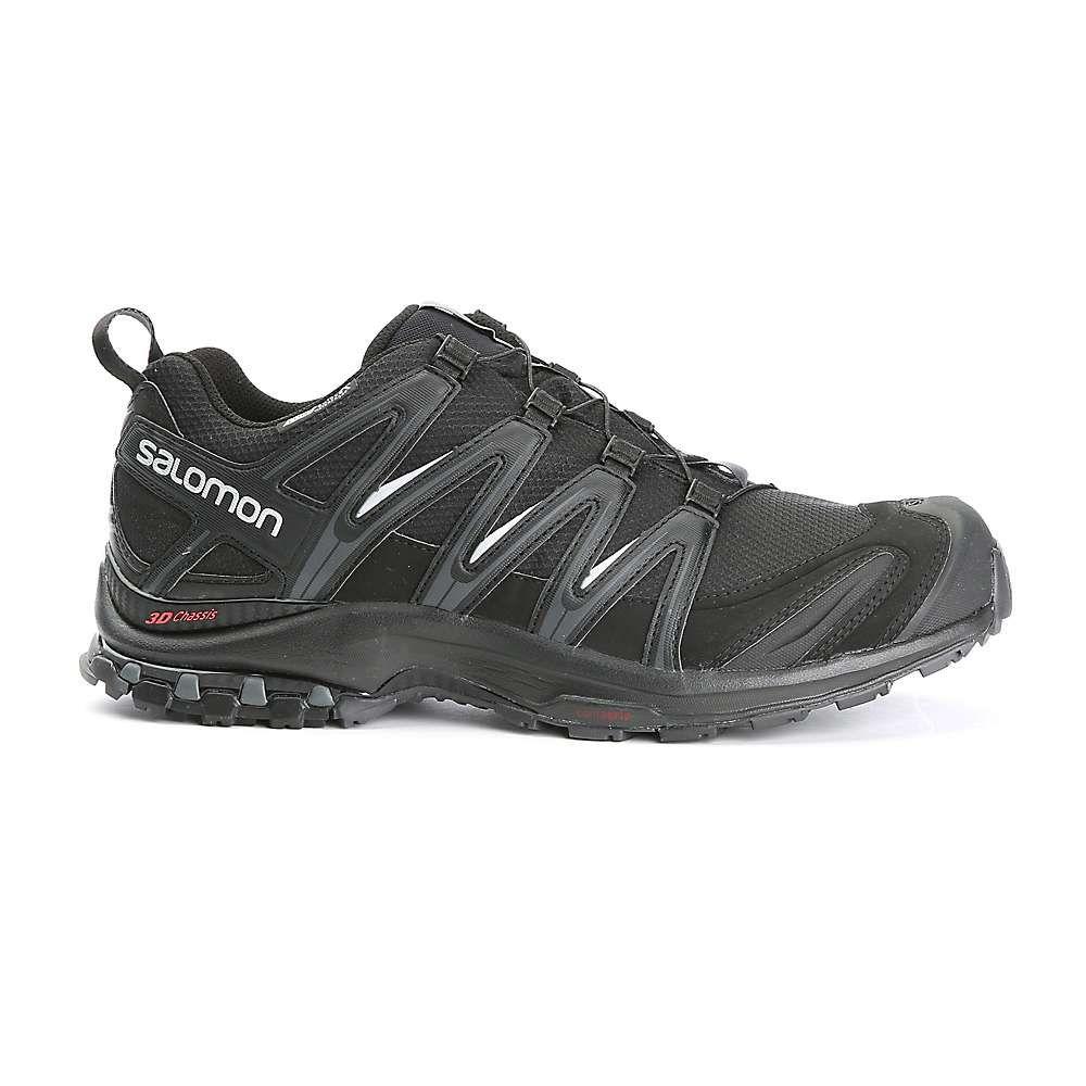 サロモン Salomon メンズ ランニング・ウォーキング シューズ・靴【xa pro 3d cs wp shoe】Black/Black/Magnet