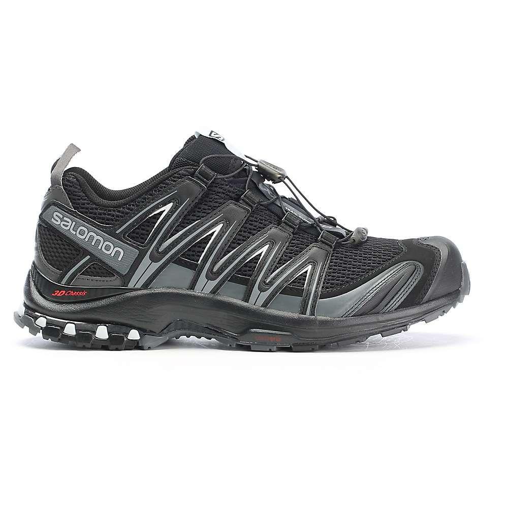 サロモン Salomon メンズ ランニング・ウォーキング シューズ・靴【xa pro 3d shoe】Black/Magnet/Quiet Shade