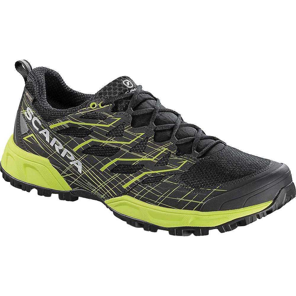 スカルパ Scarpa メンズ ランニング・ウォーキング シューズ・靴【neutron 2 gtx shoe】Black/Green Tender