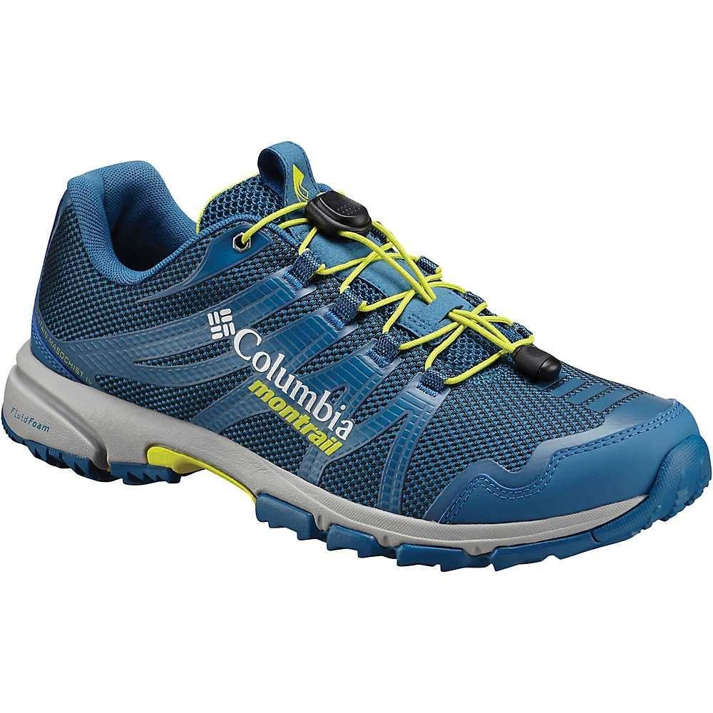 コロンビア Columbia Footwear メンズ ランニング・ウォーキング シューズ・靴【columbia mountain masochist iv shoe】Phoenix Blue/Zour