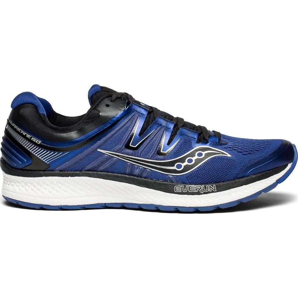 サッカニー Saucony メンズ ランニング・ウォーキング シューズ・靴【hurricane iso 4 shoe】Blue/Black