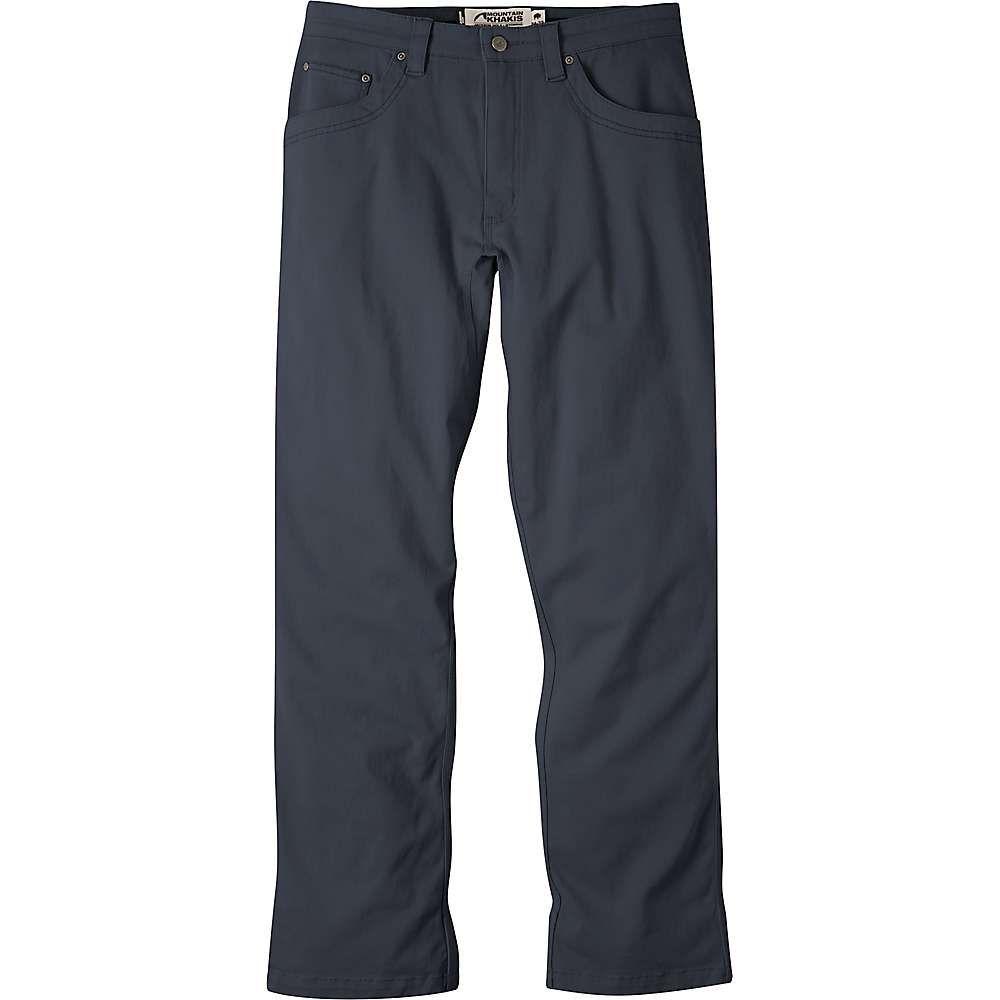 マウンテンカーキス Mountain Khakis メンズ ボトムス・パンツ 【camber 103 pant】Navy