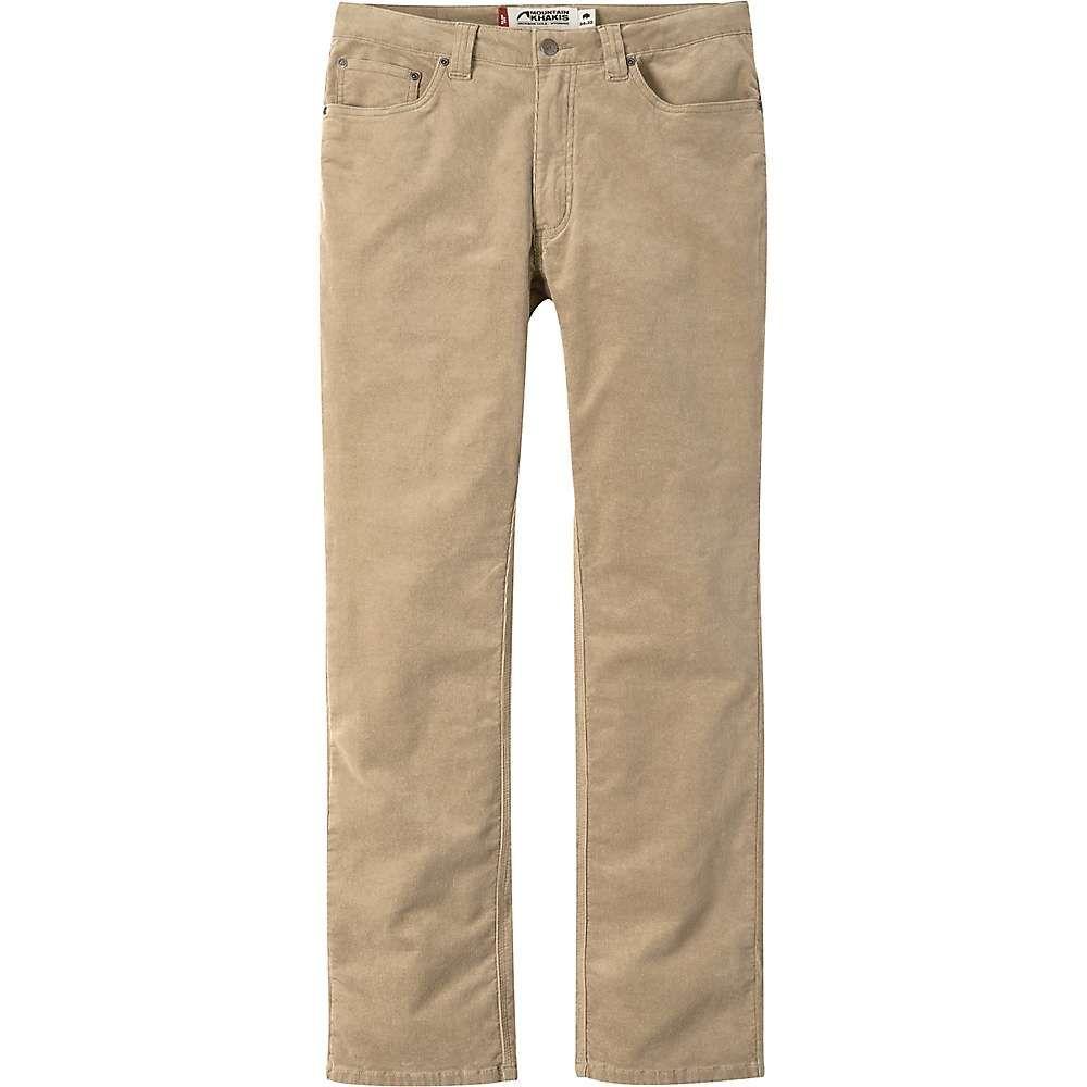 マウンテンカーキス Mountain Khakis メンズ スキニー・スリム ボトムス・パンツ【slim fit canyon cord pant】Retro Khaki