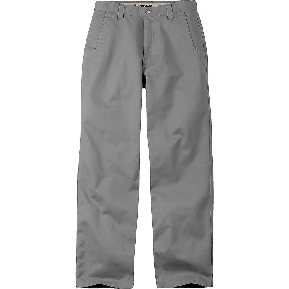 マウンテンカーキス Mountain Khakis メンズ ボトムス・パンツ 【relaxed fit teton twill pant】Smoke