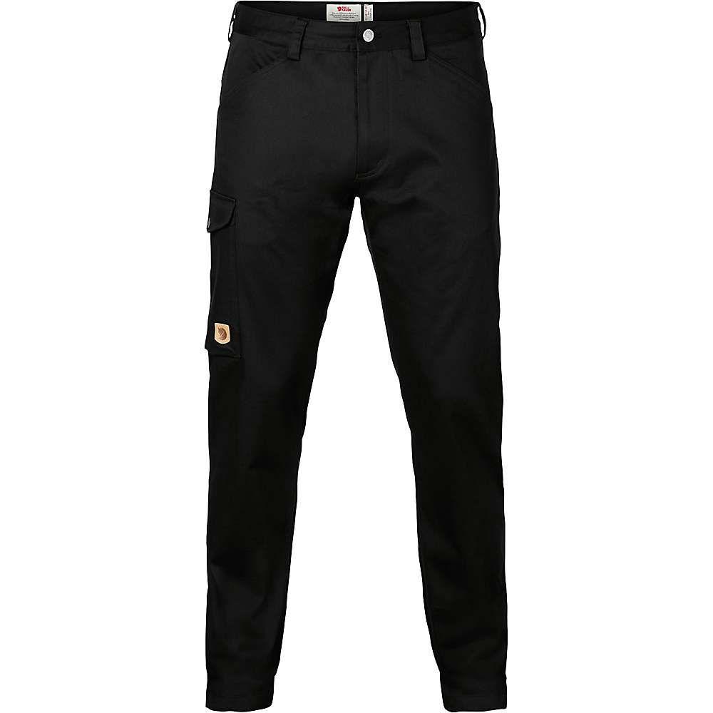 フェールラーベン Fjallraven メンズ ボトムス・パンツ 【greenland stretch trouser】Black
