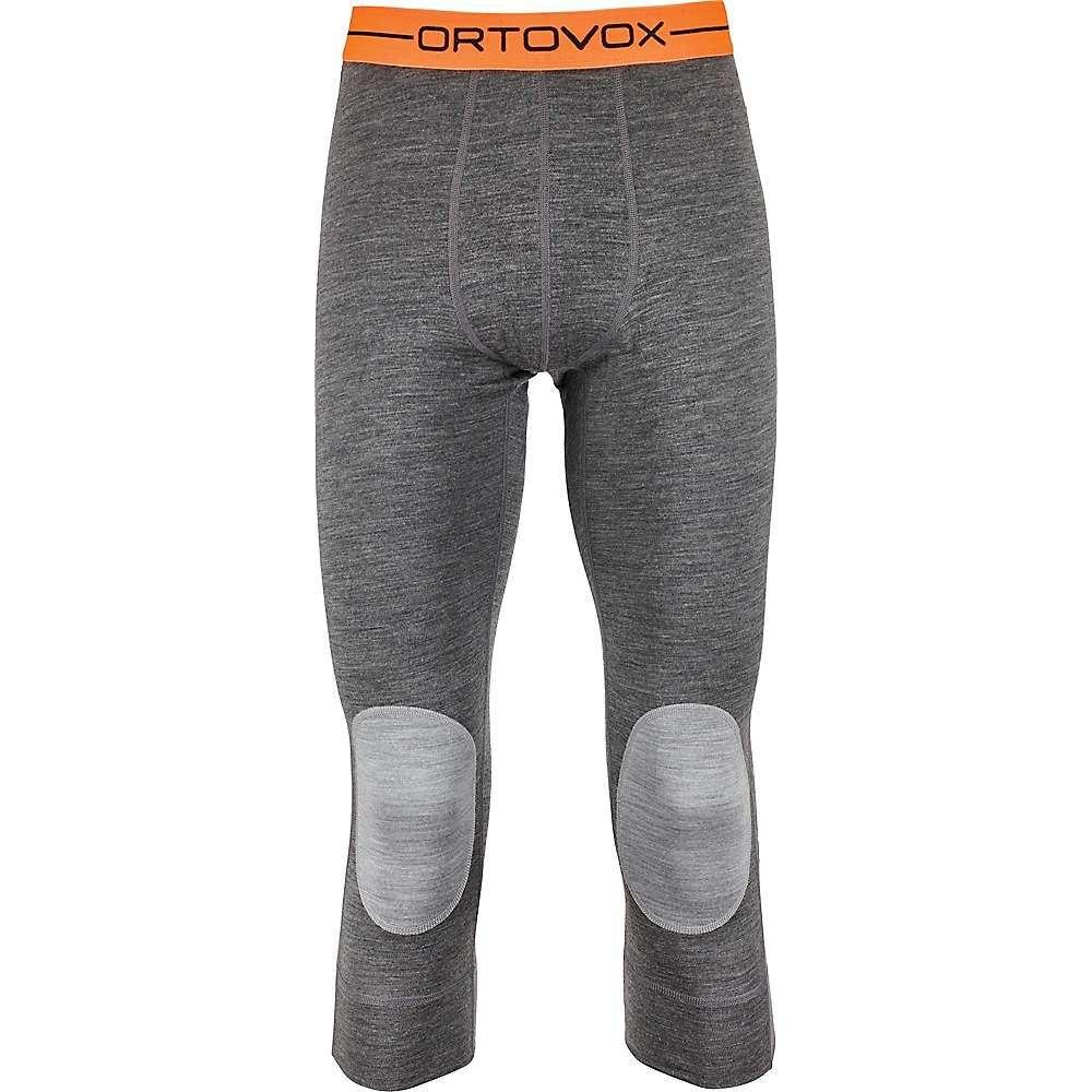 オルトボックス Ortovox メンズ フィットネス・トレーニング ショートパンツ ボトムス・パンツ【185 rock'n'wool short pant】Dark Grey Blend