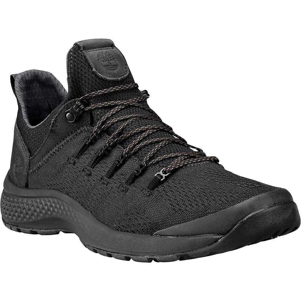 ティンバーランド Timberland メンズ ランニング・ウォーキング シューズ・靴【flyroam trail low shoe】Black