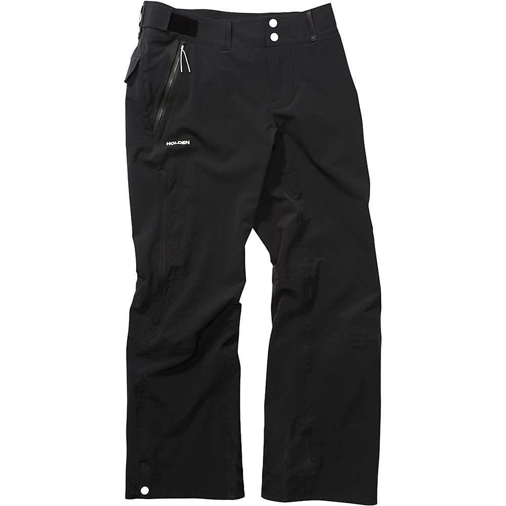 ホールデン Holden メンズ ハイキング・登山 ボトムス・パンツ【corkshell summit pant】黒