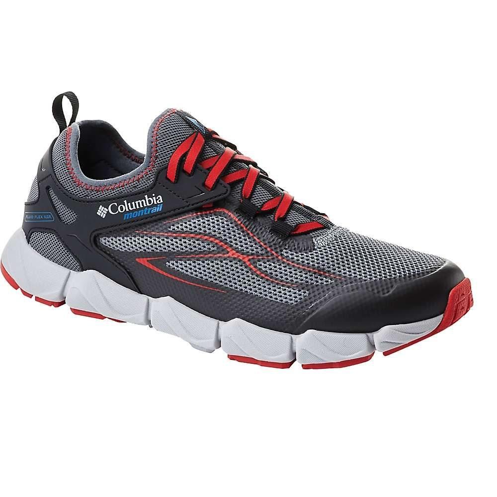 コロンビア Columbia Footwear メンズ ランニング・ウォーキング シューズ・靴【columbia fluidflex x.s.r shoe】Grey Ash/Hyper Blue