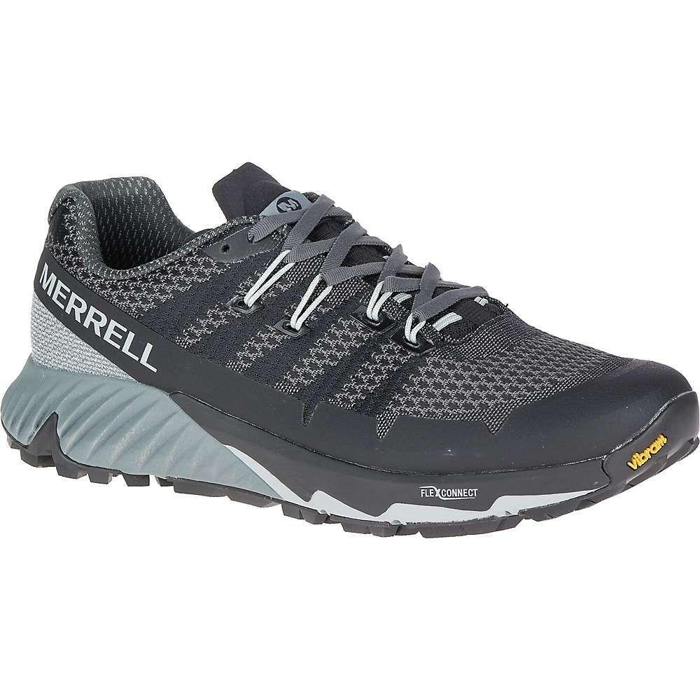 メレル Merrell メンズ ランニング・ウォーキング シューズ・靴【agility peak flex 3 shoe】Black