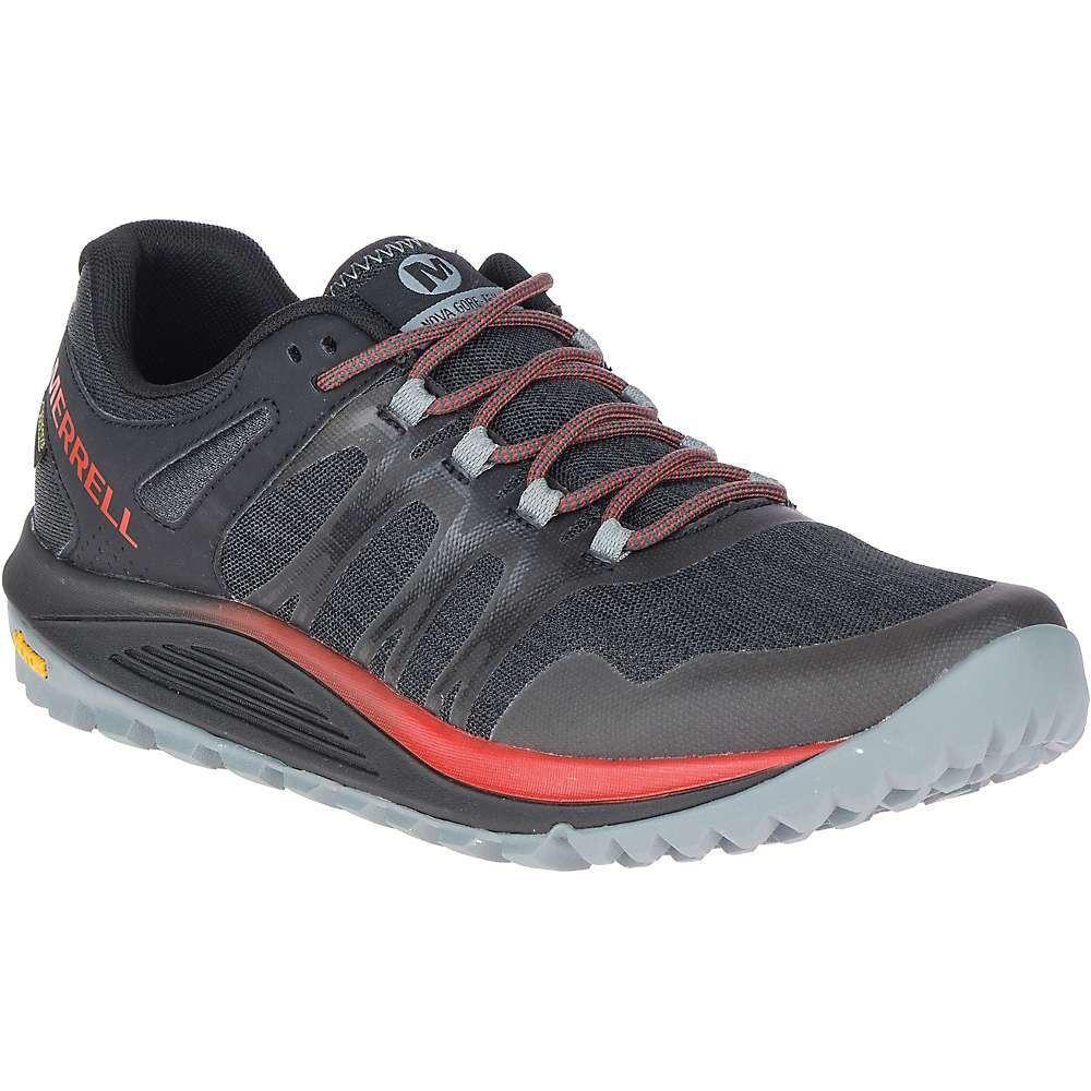 メレル Merrell メンズ ランニング・ウォーキング シューズ・靴【nova gtx shoe】Black