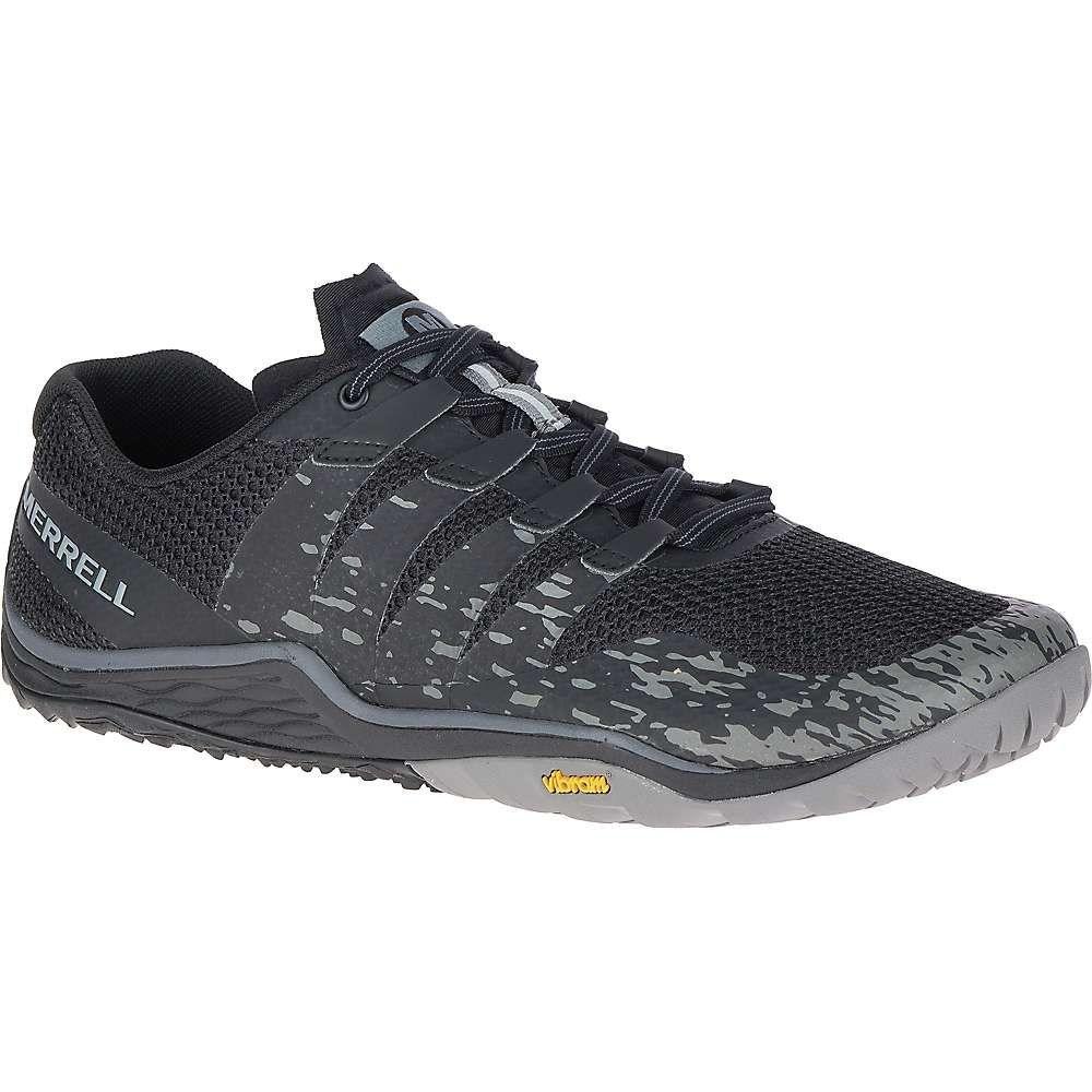 メレル Merrell メンズ ランニング・ウォーキング シューズ・靴【trail glove 5 shoe】Black