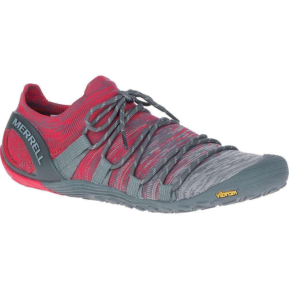 メレル Merrell メンズ ランニング・ウォーキング シューズ・靴【vapor glove 4 3d shoe】Turbulence/Cherry