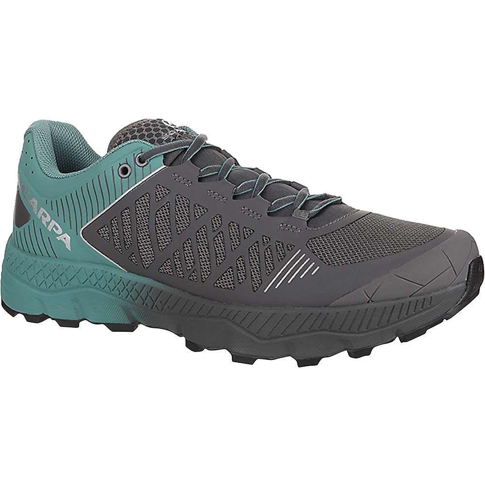 スカルパ Scarpa メンズ ランニング・ウォーキング シューズ・靴【spin ultra shoe】Iron/Deep Sea