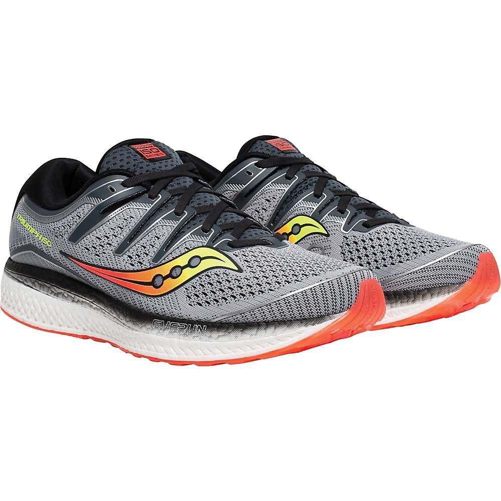 サッカニー Saucony メンズ ランニング・ウォーキング シューズ・靴【triumph iso 5 shoe】Grey/Black