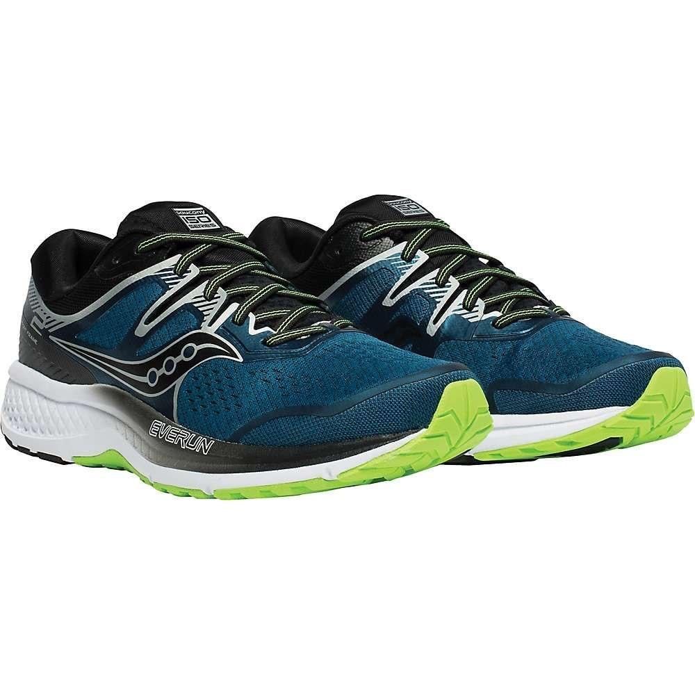 サッカニー Saucony メンズ ランニング・ウォーキング シューズ・靴【omni iso 2 shoe】Blue/Silver