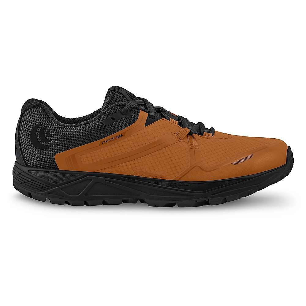 トポ アスレチック Topo Athletic メンズ ランニング・ウォーキング シューズ・靴【mt-3 running shoe】Orange/Black