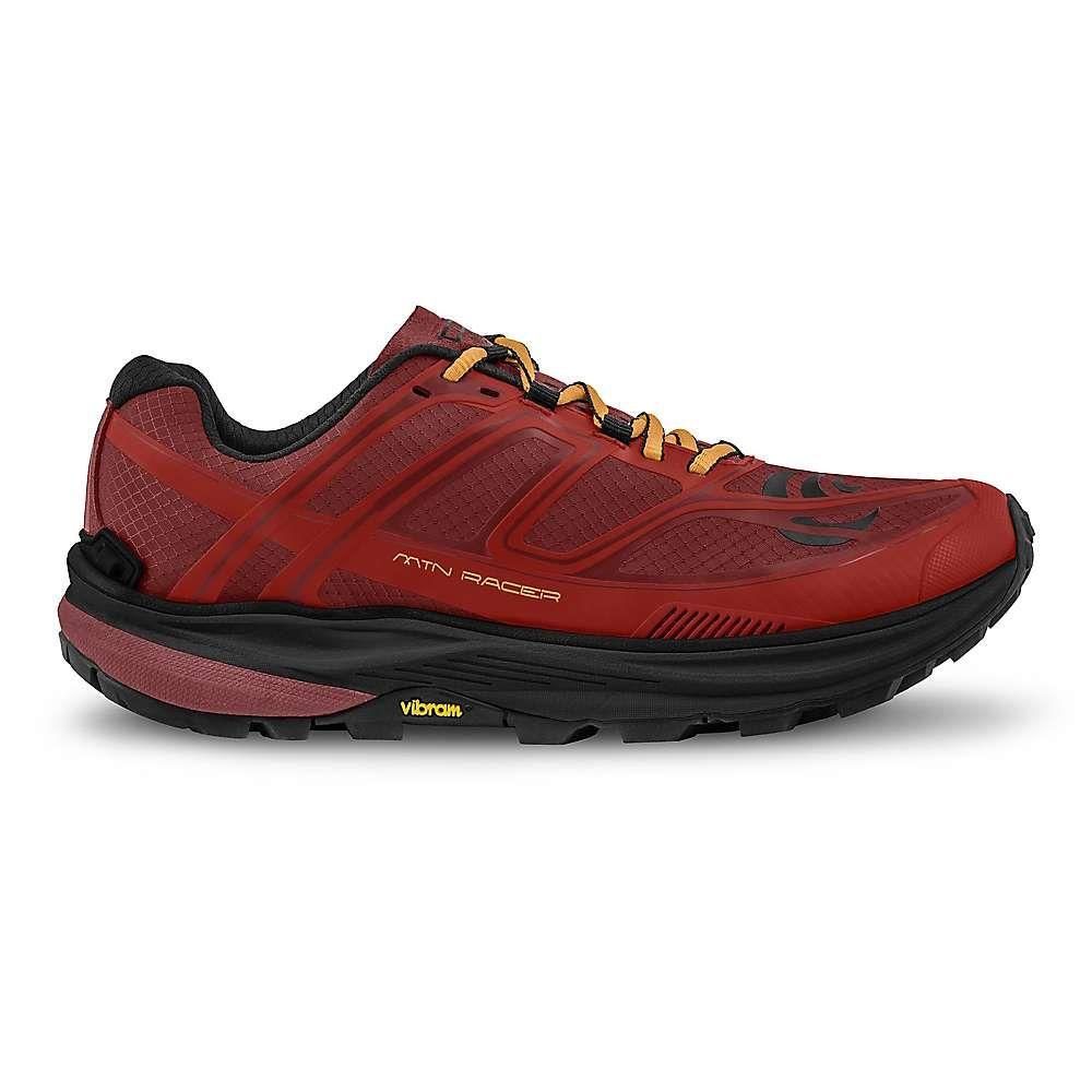 トポ アスレチック Topo Athletic メンズ ランニング・ウォーキング シューズ・靴【mtn racer shoe】Red/Orange