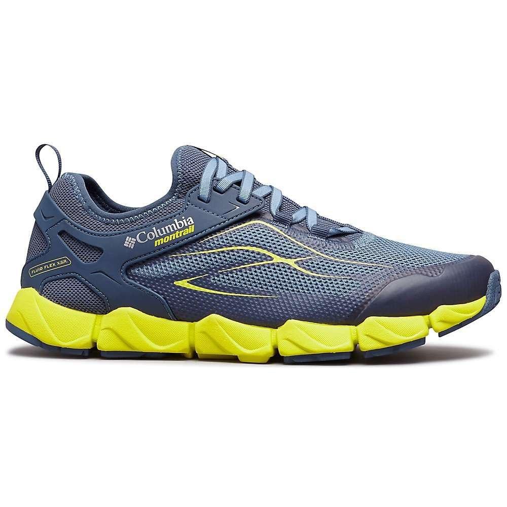 コロンビア Columbia Footwear メンズ ランニング・ウォーキング シューズ・靴【columbia fluidflex x.s.r shoe】Steel/Zour