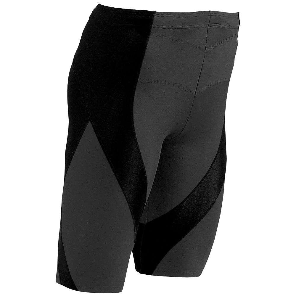 シーダブリュー エックス CW-X メンズ ランニング・ウォーキング ショートパンツ ボトムス・パンツ【endurance pro shorts】Black