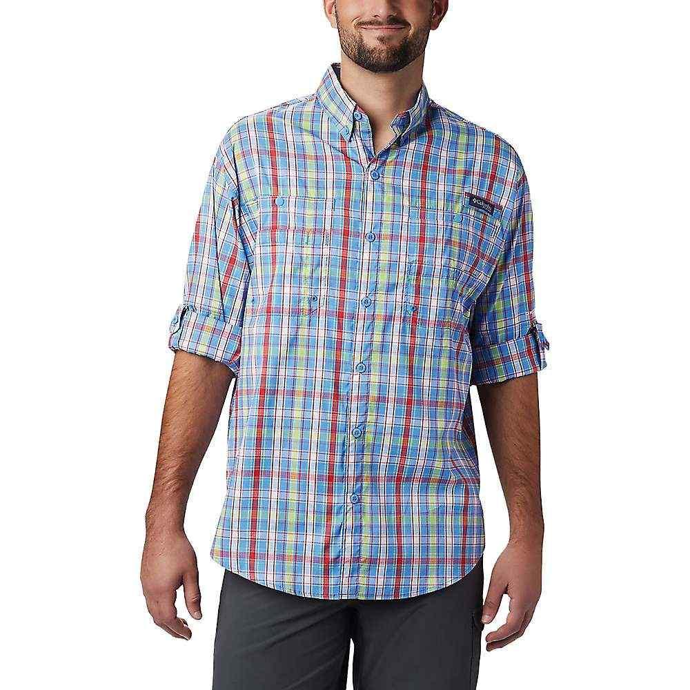 コロンビア Columbia メンズ 釣り・フィッシング トップス【super tamiami ls shirt】Yacht Plaid