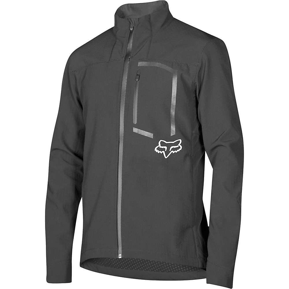 フォックス Fox メンズ 自転車 ジャケット アウター【attack fire jacket】Black