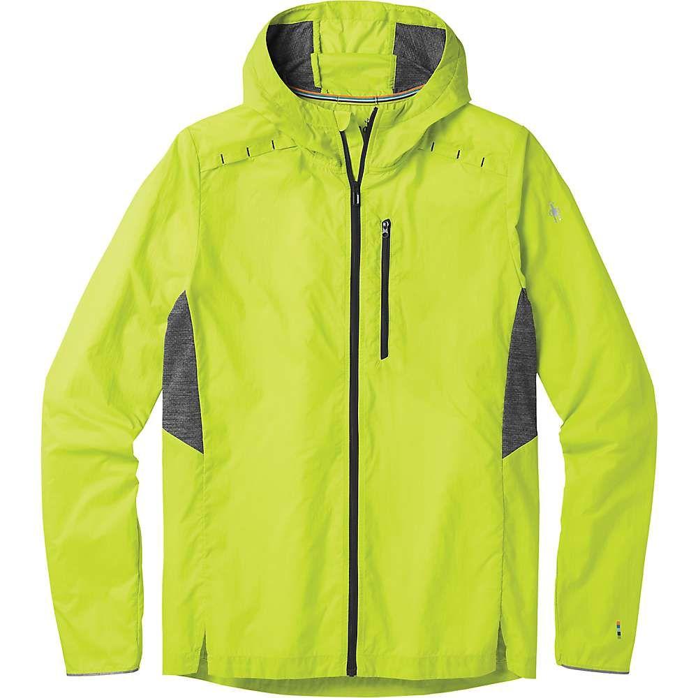 スマートウール Smartwool メンズ ランニング・ウォーキング アウター【merino sport ultra light hoody】Smartwool Green