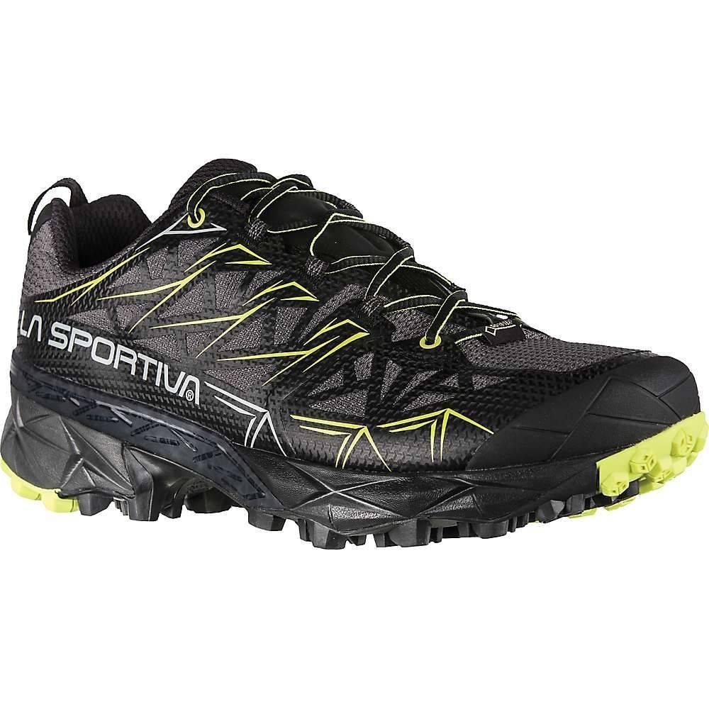 ラスポルティバ La Sportiva メンズ ランニング・ウォーキング シューズ・靴【akyra gtx shoe】Carbon/Apple Green