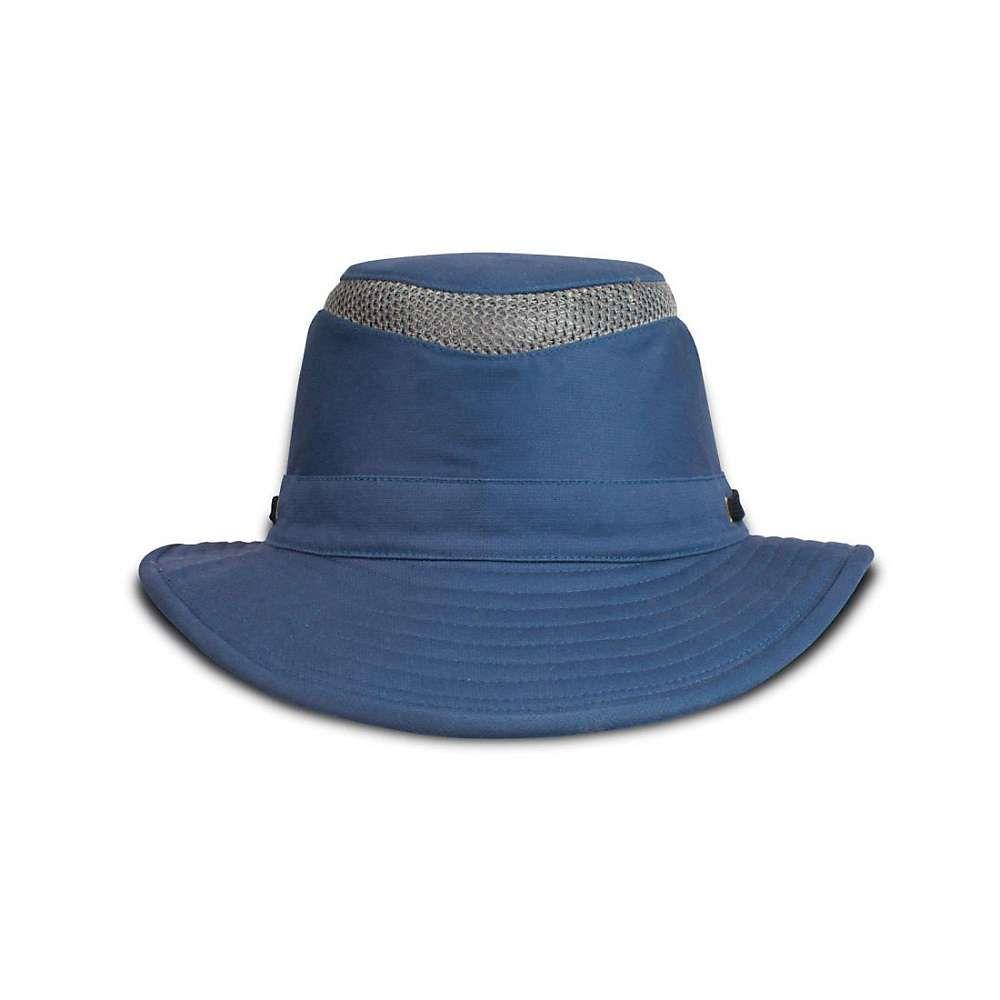 ティリー Tilley メンズ ハット ブリムハット 帽子【airflo organic medium brim hat】Mid-Blue