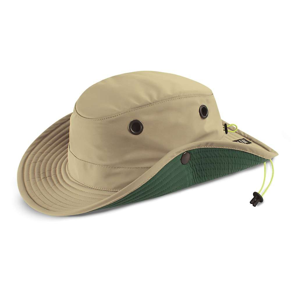ティリー Tilley メンズ ハット 帽子【paddler's hat】Stone/Green