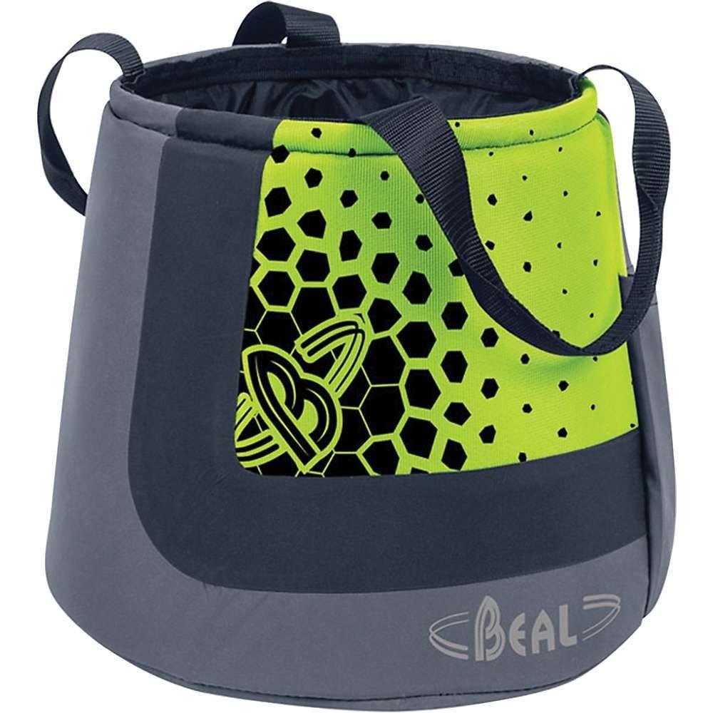 ベアール Beal ユニセックス クライミング チョークバッグ【monster cocoon chalk bag】Green