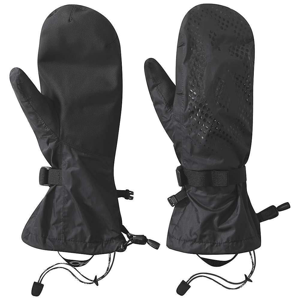 アウトドアリサーチ Outdoor Research ユニセックス スキー・スノーボード ミトン グローブ【revel shell mitt】Black