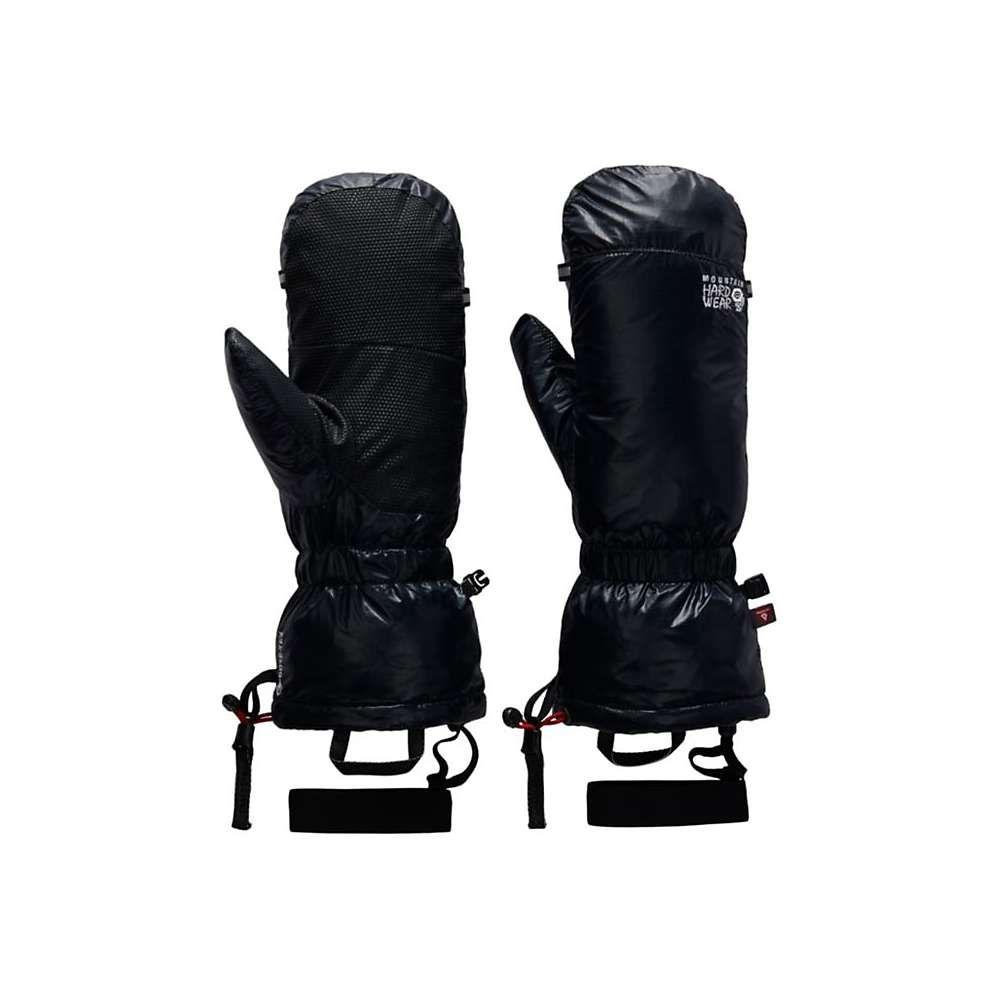 マウンテンハードウェア Mountain Hardwear ユニセックス スキー・スノーボード ミトン グローブ【compressor gtx mitt】Dark Storm
