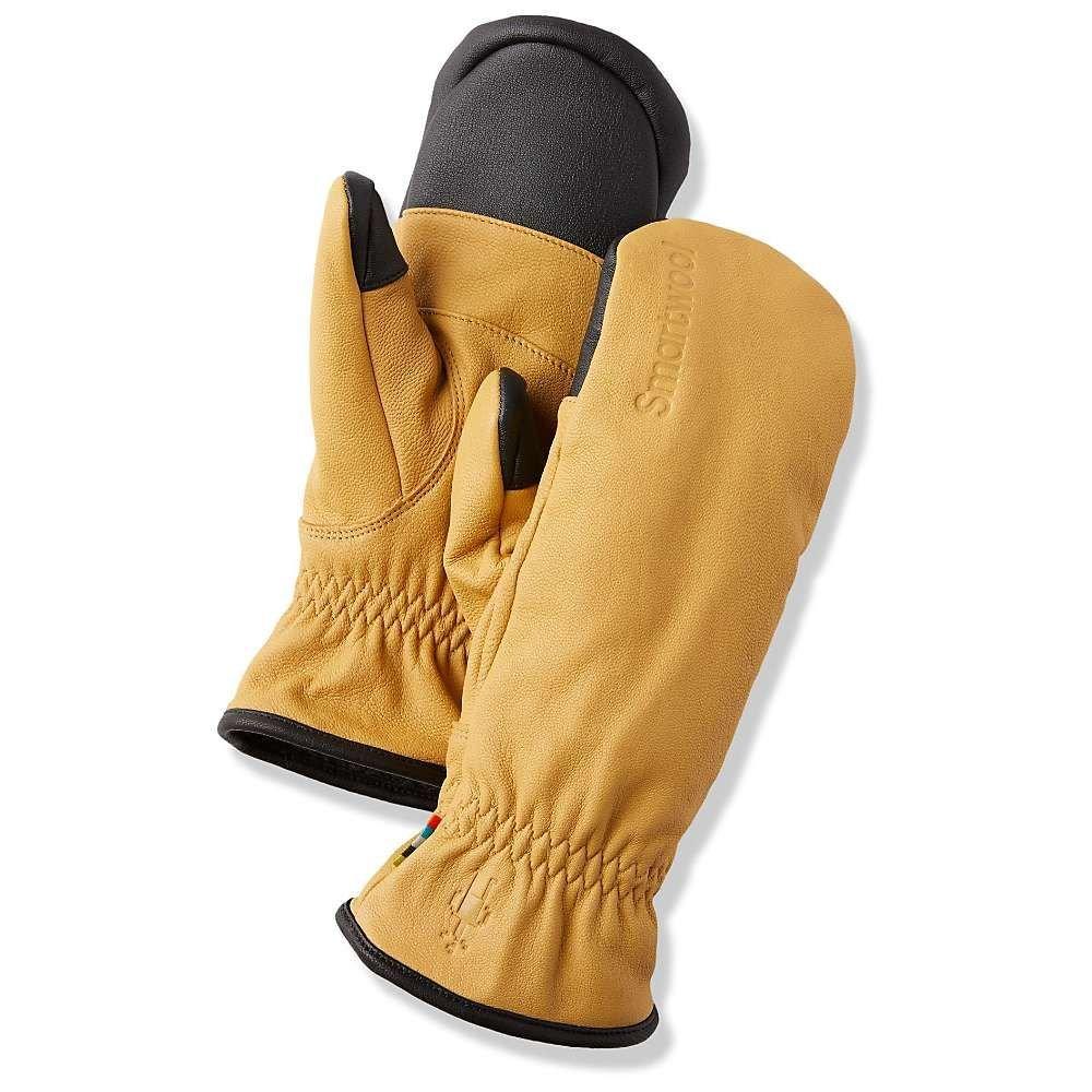 スマートウール Smartwool ユニセックス スキー・スノーボード ミトン グローブ【ridgeway sherpa lined mitten】Buck