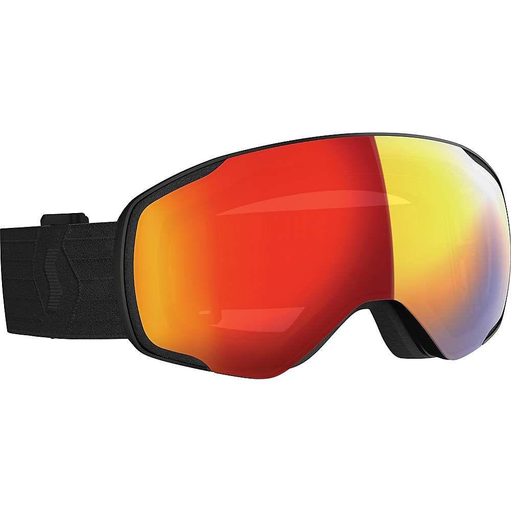 スコット Scott USA ユニセックス スキー・スノーボード ゴーグル【vapor light sensitive goggle】Black