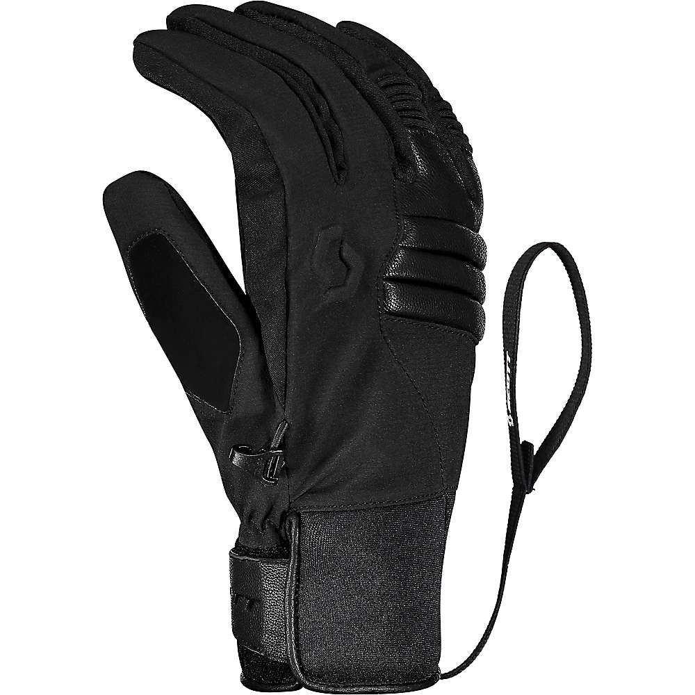 スコット ユニセックス スキー・スノーボード グローブ Black 【サイズ交換無料】 スコット Scott USA ユニセックス スキー・スノーボード グローブ【ultimate plus glove】Black