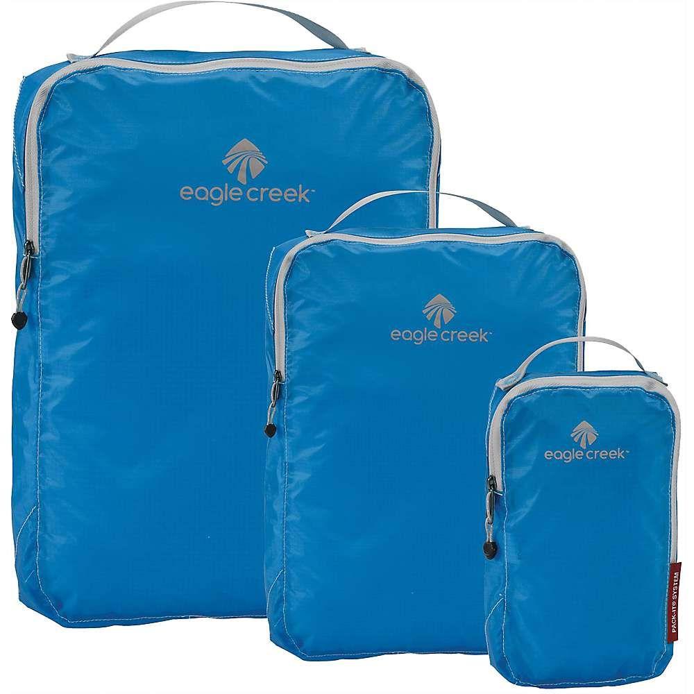 エーグルクリーク Eagle Creek ユニセックス バッグ 【pack-it specter cube set】Brilliant Blue
