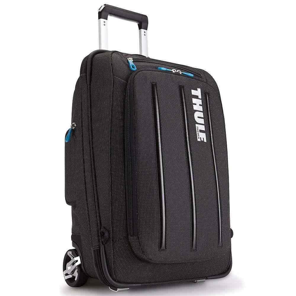 スーリー Thule ユニセックス スーツケース・キャリーバッグ バッグ【crossover 38l rolling carry-on】Black
