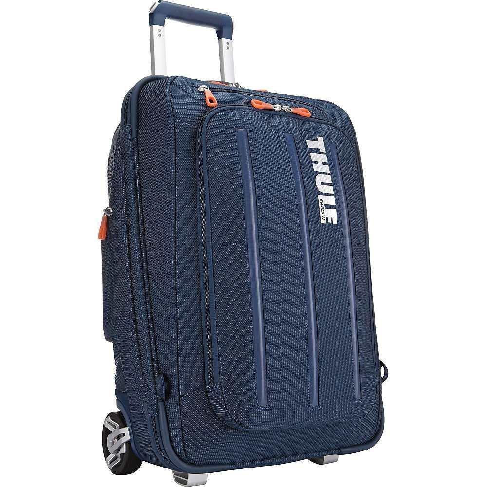 スーリー Thule ユニセックス スーツケース・キャリーバッグ バッグ【crossover 38l rolling carry-on】Dark Blue