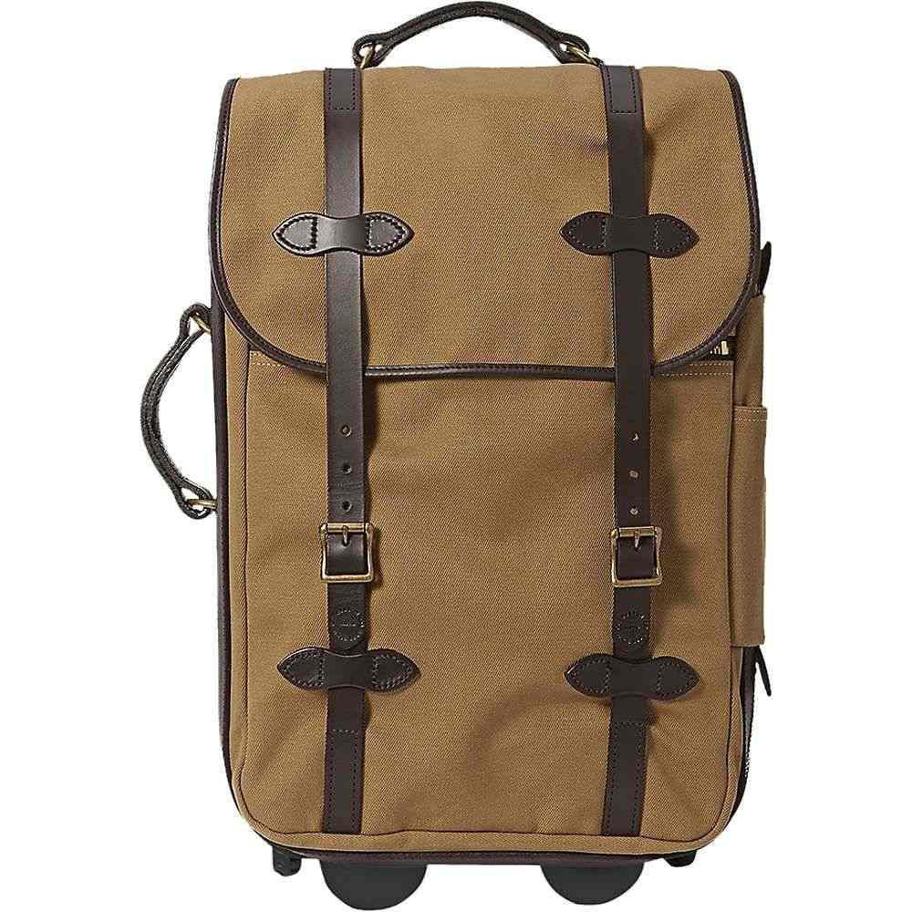 フィルソン Filson ユニセックス スーツケース・キャリーバッグ バッグ【medium rolling carry-on bag】Tan