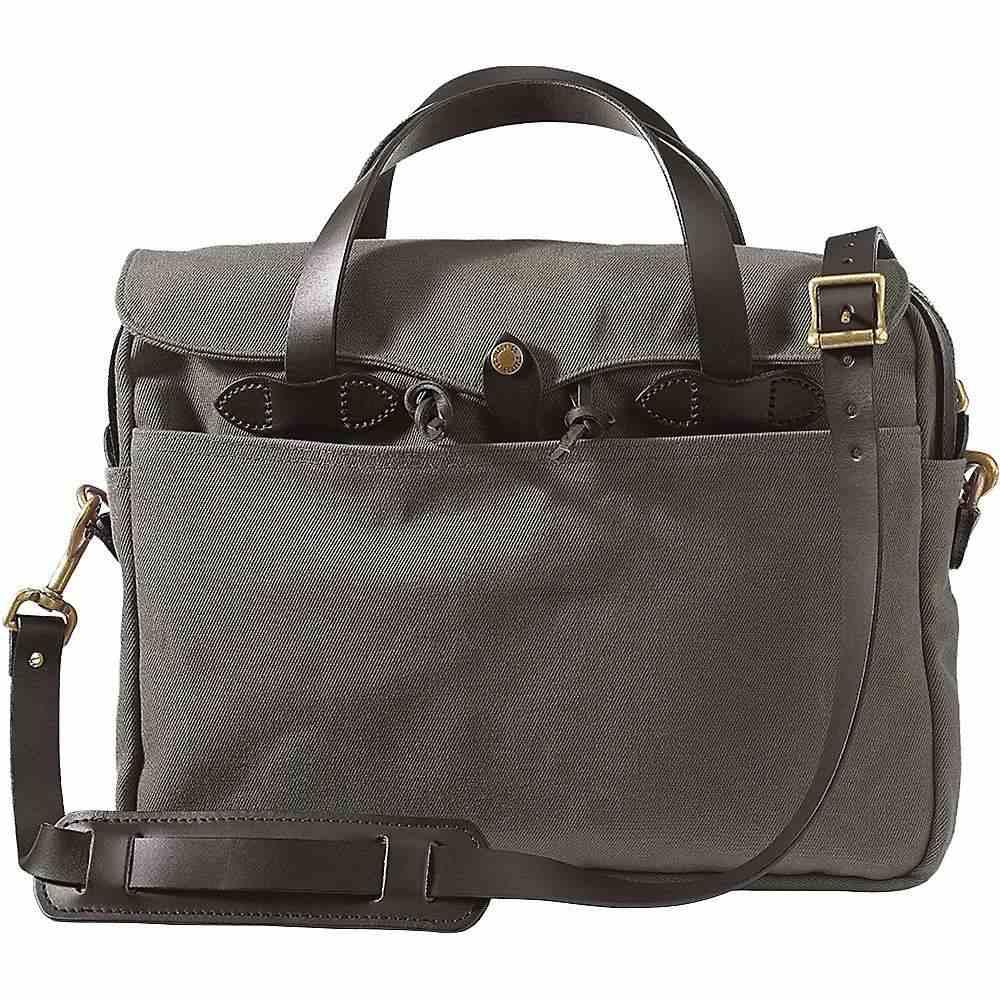 フィルソン Filson ユニセックス バッグ 【original briefcase】Otter Green