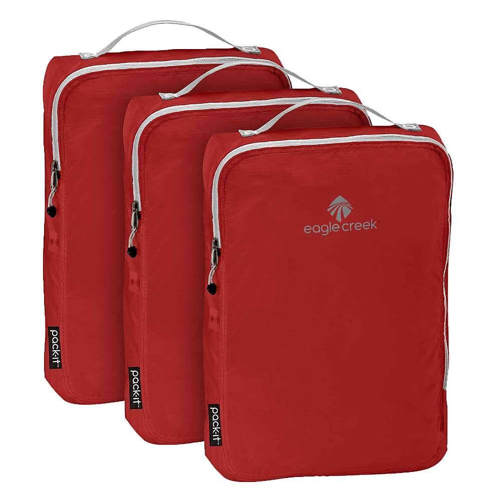 エーグルクリーク Eagle Creek ユニセックス バッグ 【pack-it specter full cube set】Volcano Red