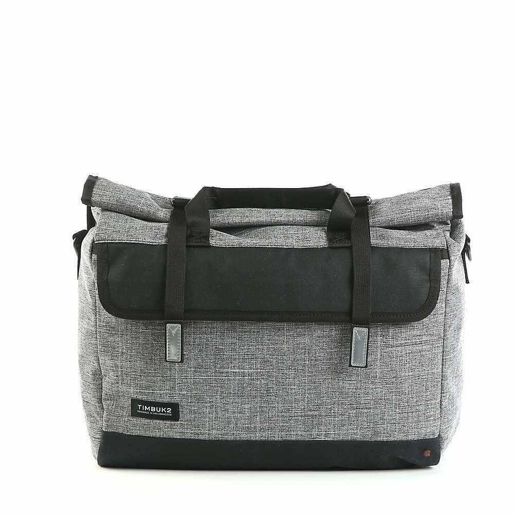 ティンバックツー Timbuk2 ユニセックス ショルダーバッグ メッセンジャーバッグ バッグ【prospect messenger bag】Texture Grey/Black Waxed Canvas