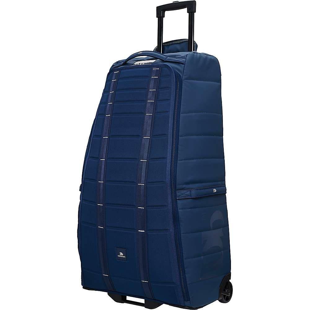 デューシュバッグス DoucheBags ユニセックス スーツケース・キャリーバッグ バッグ【big bastard 90l roller bag】Deep Sea Blue