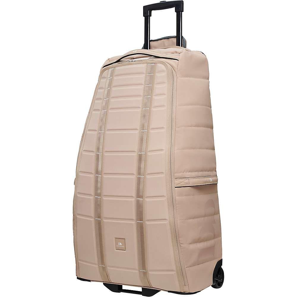 デューシュバッグス DoucheBags ユニセックス スーツケース・キャリーバッグ バッグ【big bastard 90l roller bag】Desert Khaki